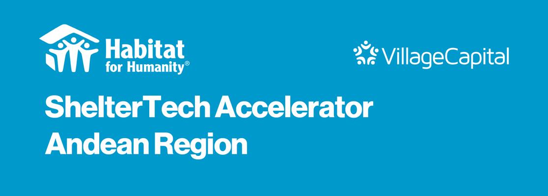 ShelterTech Accelerator Andean Region