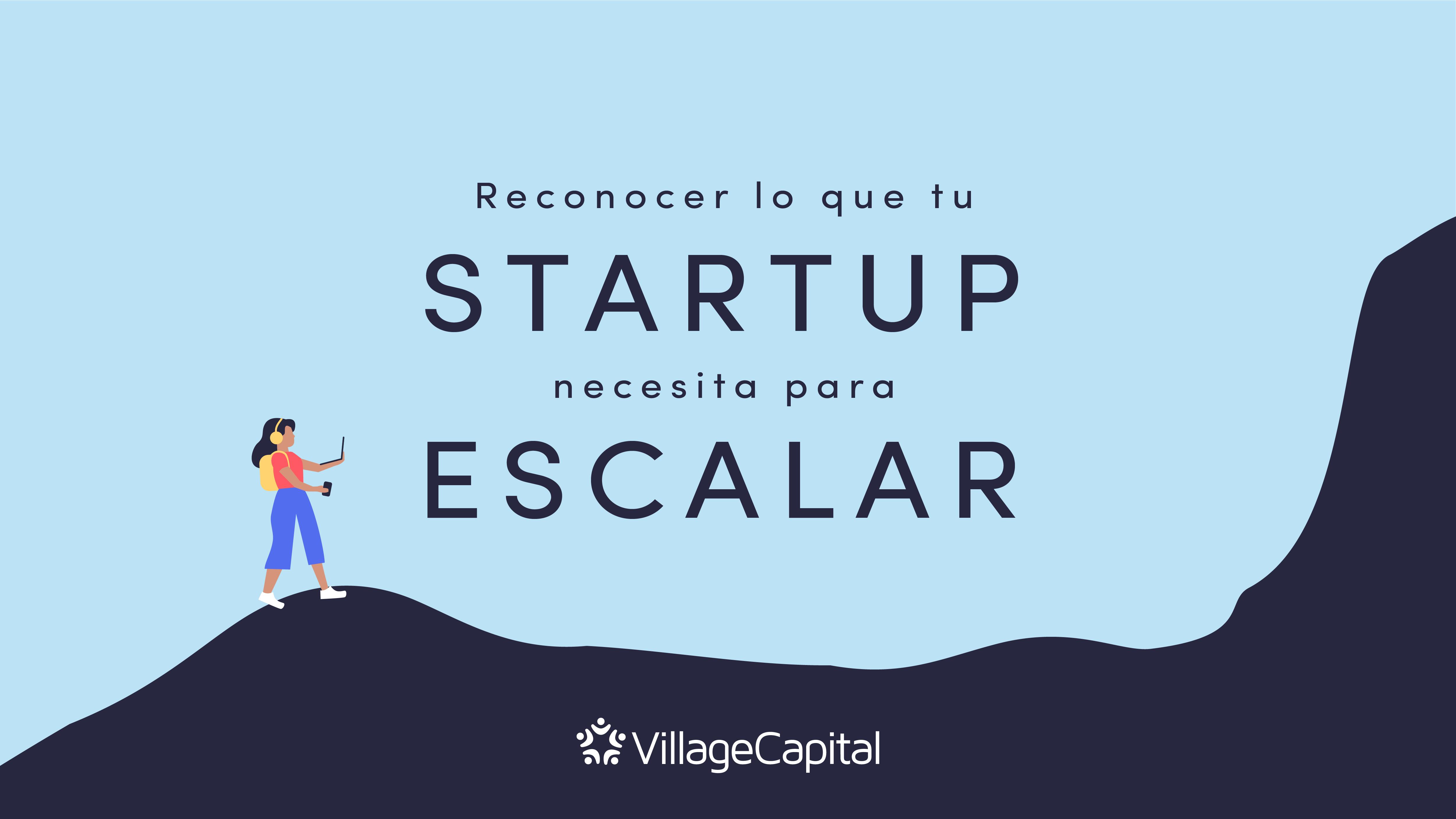 Escalar tu startup
