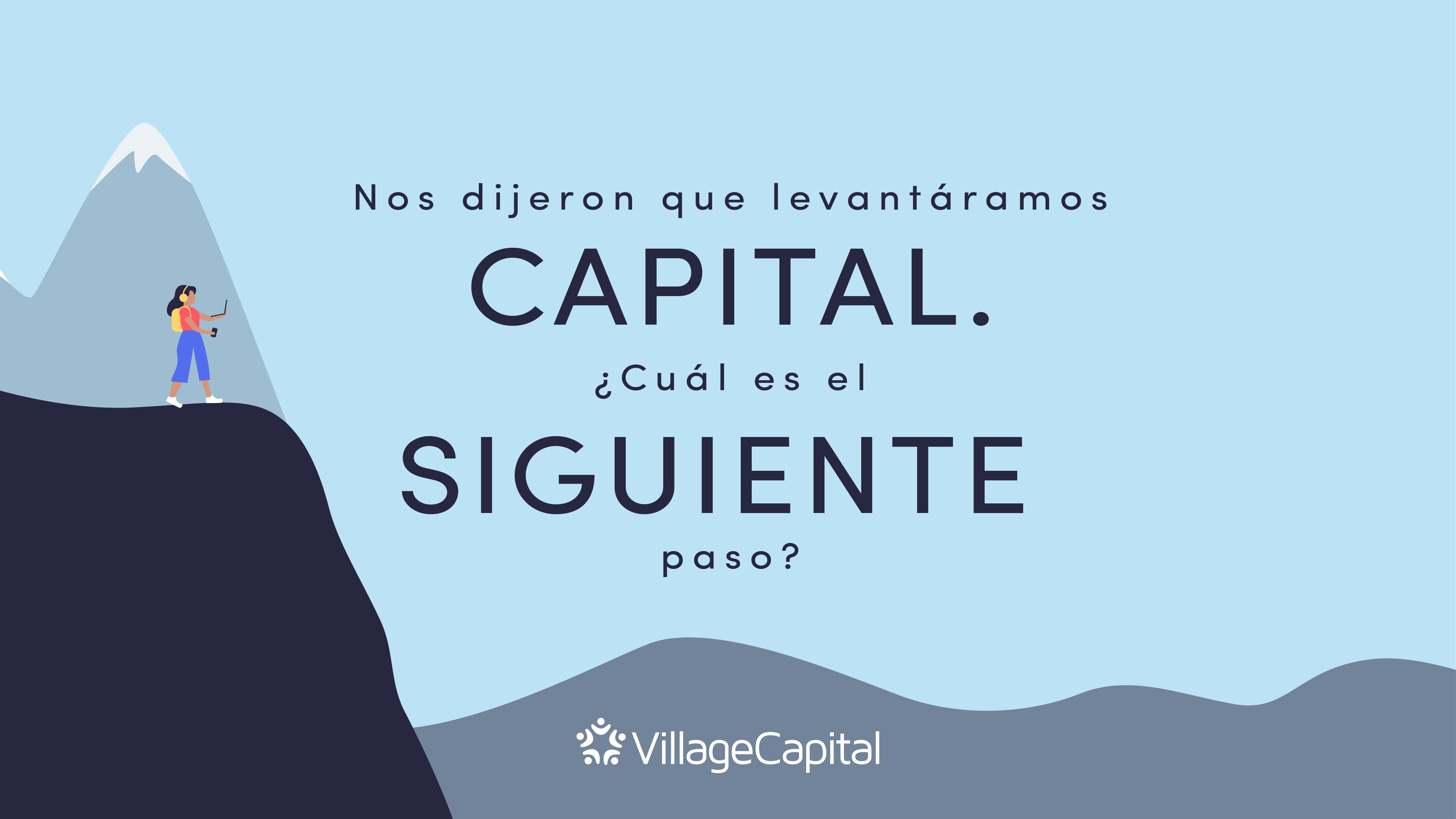 Levantar capital VC